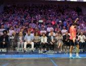 كريم عبد الجواد يتأهل إلى نصف نهائى بطولة بريطانيا للاسكواش