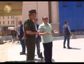 فيديو.. السيسى يتفقد العاصمة الإدارية ويطّلع على الموقف التنفيذى للمشروعات