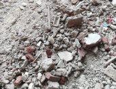شكوى من انتشار القمامة بشارع عرفة فى مدينة الفردوس بالجيزة