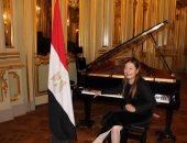 حفل لعازفة البيانو العالمية مشيرة عيسى على المسرح الكبير الليلة