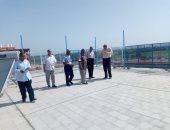 وكيل تعليم أسوان: تطوير شامل لفصول الطاقة الشمسية بادفو لخدمة التدريب العملى للطلاب