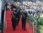 رئيس الوزراء يشارك فى مراسم تنصيب رئيس جنوب أفريقيا نيابة عن السيسى