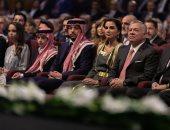صور.. عاهل الأردن والملكة رانيا يشهدان الاحتفال الوطنى بعيد الاستقلال