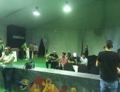 صور - استئناف تسليم الfan id في منفذ مركز شباب الجزيرة