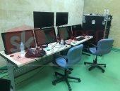 """سوبر كورة ينشر أول صور لغرفة الـ""""VAR"""" قبل نهائى الكونفدرالية"""