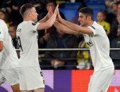 برشلونة ضد فالنسيا.. رودريجو يضرب البارسا بالهدف الثانى فى الدقيقة 33