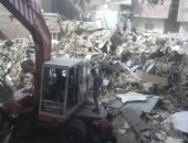 محافظ القاهرة: إزالة 110 عقارات بالشرابية ونقل 485 أسرة لوحدات بديلة