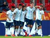 الأرجنتين تكتسح جنوب أفريقيا بخماسية فى كأس العالم للشباب