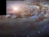 على عكس باقى المجرات.. تلسكوب هابل يلتقط مجرة تتحرك تجاهنا