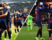 برشلونة ضد فالنسيا.. التشكيل المتوقع لنهائي كأس ملك اسبانيا
