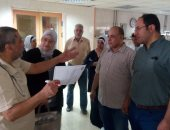 """""""صحة الجيزة"""": زيادة حضانات مستشفى التحرير لـ20 وآسرة الرعاية لـ16"""