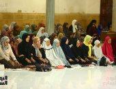 """""""الجامع الأزهر"""" قبلة المصلين لصلاة التراويح فى العشر الآواخر من رمضان"""