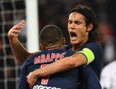 مبابى يقود سان جيرمان لتحقيق رقما قياسيا فى الدوري الفرنسي