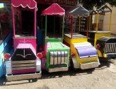 """ملوك رمضان.. شارع """"أمير الجيوش"""" مصنع عربات التمر والسوبيا والسندوتشات"""