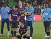 سواريز ينفى تهربه من نهائى كأس ملك أسبانيا فى بيان رسمى