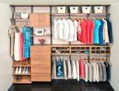 اتعلموها بقى.. 8 خطوات لخزانة ملابس مرتبة بشكل أفضل
