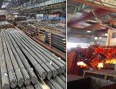استقرار أسعار الحديد لتبدأ من 11200 جنيه.. والأسمنت من 700 جنيه