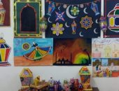 """""""أهلا رمضان"""" معرض فنى بثقافة الإسكندرية"""