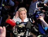 زعيمة حزب التجمع الوطنى الفرنسى تدعو الجمهوريين ومعادين ماكرون لجسة نقاش