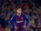 برشلونة يستقر على إعارة البرازيلي كوتينيو مقابل 10 ملايين يورو