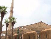 إدارة مسجد الحسين: الضريح مغلق للتطوير.. والجامع مفتوح للصلاة فقط