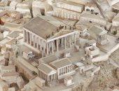 عالم أثرى يعيد تصميم روما القديمة فى 36 عاما بنموذج طوله 200 متر
