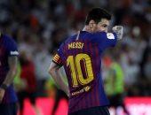 برشلونة ضد فالنسيا.. الخفافيش ينهى تميمة حظ ميسي فى النهائيات