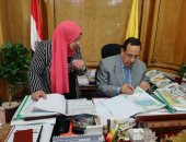 محافظ شمال سيناء يعتمد نتيجة الشهادة الإعدادية بنسبة نجاح 81.3%