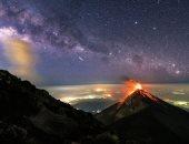 فيديو.. ثوران بركان فى إيطاليا يتسبب فى مقتل سائح وحالة من الذعر