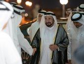 """حاكم الشارقة يفتتح الدورة الأولى لمعرض الكتاب الإماراتى """"صور"""""""