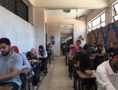 صور.. انتظام امتحانات نهاية العام بجامعة عين شمس للأسبوع الرابع على التوالى