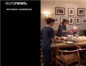 شاهد.. إفطار الأسرة الملكية الأردنية.. والملكة رانيا تسأل عن جودة الطعام
