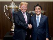 رئيس الوزراء اليابان: عازم على إظهار تحالف عالمى قوى مع أمريكا