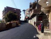 صور.. شاهد المراحل النهائية لمشروع الصرف الصحى بـ 3 قرى بأسيوط