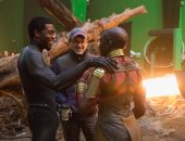 صور جديدة من كواليس تصوير فيلم Avengers Endgame