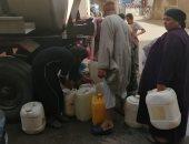 عدم انتظام مياه الشرب بمنطقة بشتيل لعبة بالجيزة