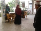 رئيس منطقة الإسكندرية الأزهرية يتفقد لجان امتحانات لجان الثانوية