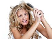 صحتك فى وصفة.. صفار البيض وزيت الزيتون لعلاج تقصف الشعر