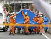 صور.. إصابة 16 شخصا بينهم أطفال فى عملية طعن بالعاصمة اليابانية طوكيو