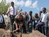 رئيس وزراء إثيوبيا يطلق مبادرة لزراعة 4 مليارات شجرة بالقرن الأفريقى