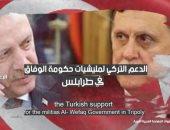 فيديو.. الجيش الليبى:وصول ضباط أتراك لتشكيل غرفة عمليات دعم مليشيات طرابلس