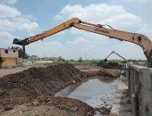 الرى تعلن إزالة 33 مخالفة على نهر النيل فى 3 محافظات