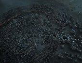 انفوجراف.. 6887 وفاة فى Game of Thrones خلال 8 مواسم.. معركة بلاك ووتر خدعت المشاهدين بالأصوات.. وآريا ستارك الأكثر قتلا بعد التنين درجون.. والفرق بين جون سنو وسيرسى 87 قتيلا ودانى خارج القائمة.. صور