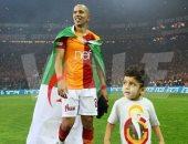 الجزائرى فيجولى أفضل لاعب فى الدوري التركي