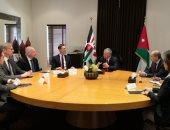 العاهل الأردنى لـ مستشار ترامب: السلام الشامل لن يتحقق إلا بدولة فلسطينية مستقلة