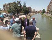 انقطاع مياه الشرب بالساعات عن قرية الحيبة بمركز الفشن ببنى سويف