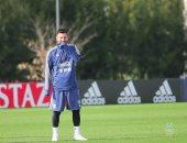 ميسي يخوض تدريبه الأول مع الأرجنتين استعدادا لكوبا أمريكا.. صور