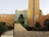 صور.. المسجد الكبير أقدم مساجد النوبة شاهد على بناء السد العالى