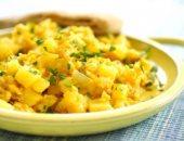 سحورك عندنا.. طريقة عمل وجبة البيض بالبطاطس بخطوات سهلة