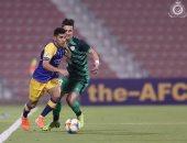 تعادل سلبي بين النصر وأصفهان بختام مجموعات دوري أبطال آسيا